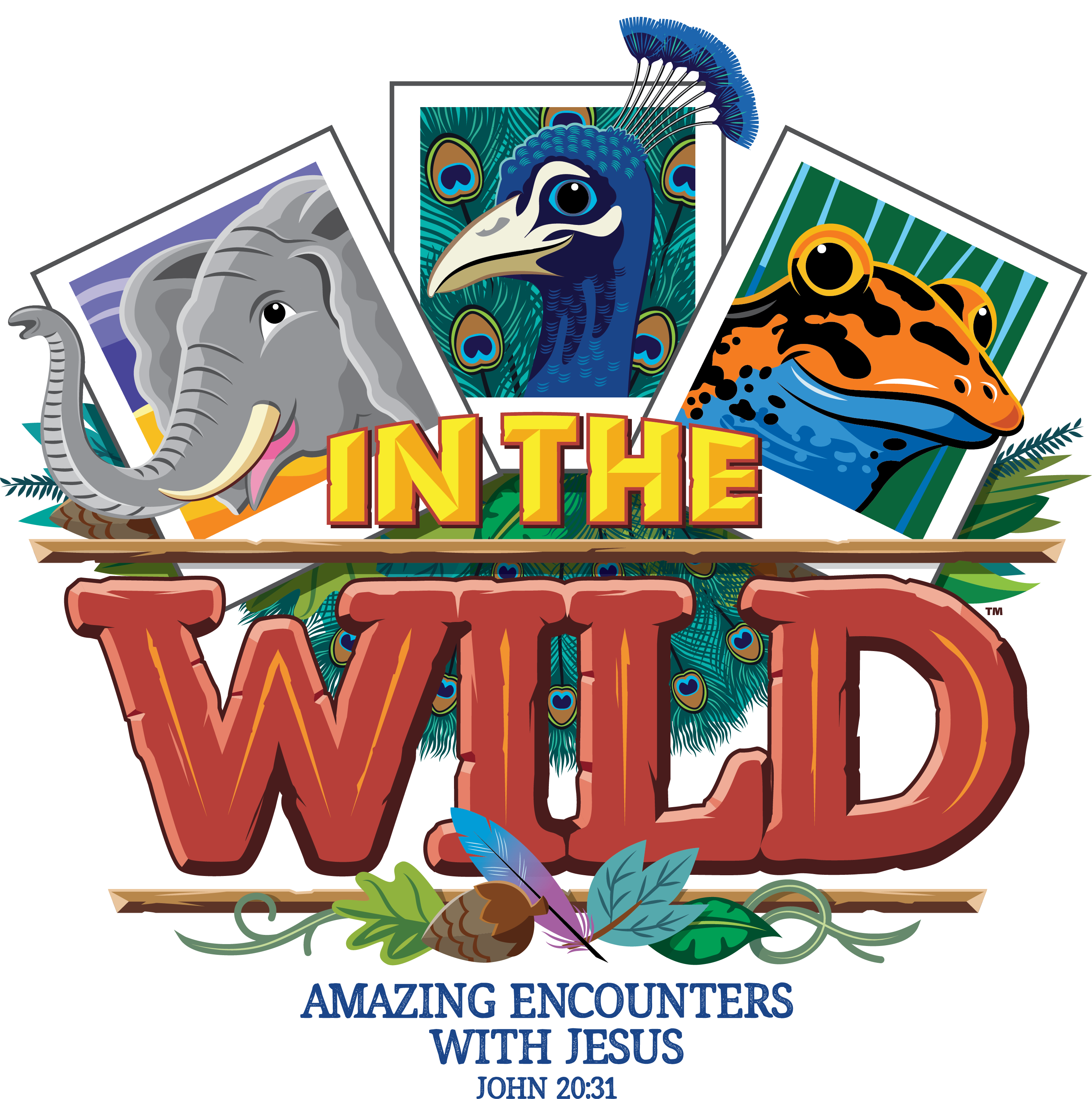 Vbs 2019 In The Wild Western Springs Baptist Church